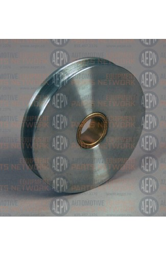 "Steel Cable Sheave 3-1/2"" (idler) 