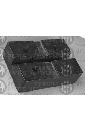 Rubber Arm Pad-Rect (Set of 4) | BH-7250-01-4 | Globe