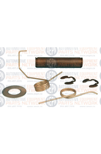 Latch Shaft/Spring Kit | BH-7503-11 | Rotary FJ7382-2 FJ7382-3