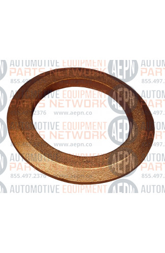 Ammco/RELS 923682 Adapter Ring for Spindle Boot, Brass 42032