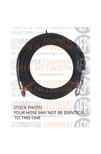 "Power Unit Hydraulic Hose 1/4"" - 48"" Long 