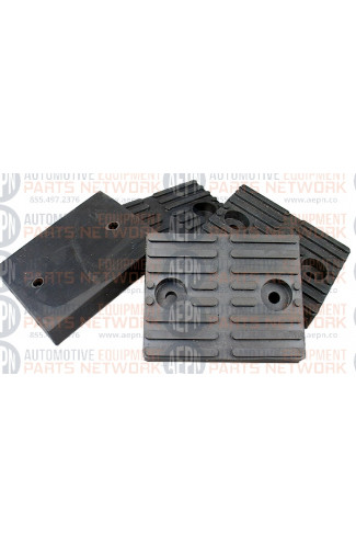 Rubber Arm Pad Kit (4) | BH-7101-00-4 | Ammco / Ben Pearson
