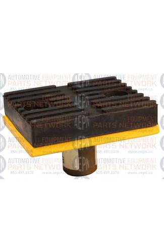 Arm Pad Adapt w/replacable pad | BH-7475-01R | Bend-Pak
