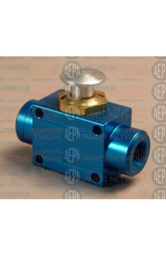 Push Button Air Valve All Models | BH-7476-88 | Bend-Pak 5590157 5590175