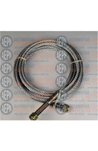 """Cable, Eq. for E10 406"""" 
