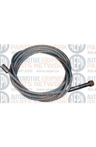 """Cable, Lifting HD-14, HD-14LSX 156-1/4""""   BH-7479-307   Bend-Pak 5595044"""
