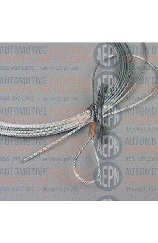 29' Lock Latch Release Cable | BH-7501-24 | Rotary FJ7595-1