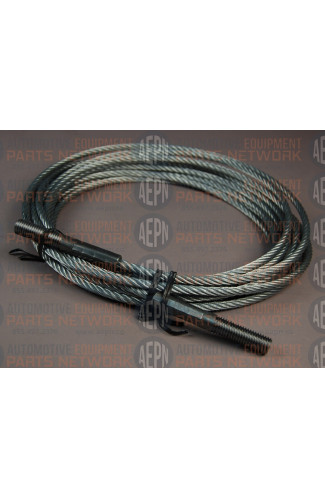 """Cable, Eq. 30' 1/2"""" 