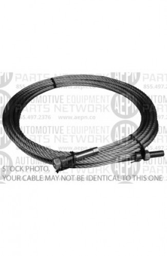 CABLE ASSEMBLY 181 LG. (LEF 2-0540